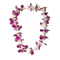 Orchid with Tuberose Lei (Single)
