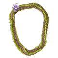 Fancy Orchid Lei (Green Fancy)