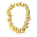Plumeria Lei (Yellow)