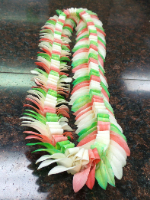 Holiday Butterfly Lei